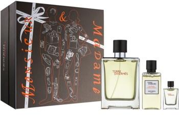 Hermès Terre d'Hermès set cadou XIV.