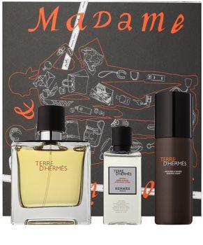 Hermès Terre d'Hermes подаръчен комплект XVIII.
