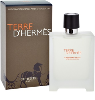 Hermès Terre d' after shave pentru barbati 100 ml