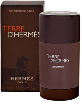 Hermès Terre d'Hermes dédorant stick pour homme 75 ml