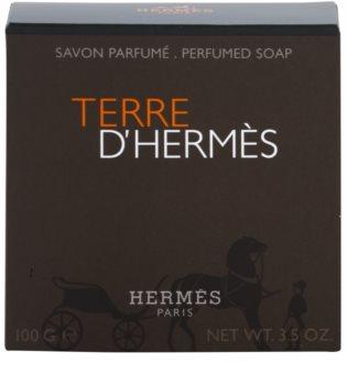 Hermes Terre d'Hermès Geparfumeerde zeep  voor Mannen 100 gr