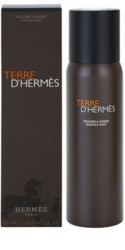 Hermès Terre d'Hermès spumă pentru bărbierit pentru bărbați 200 ml