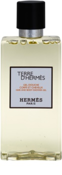 Hermes Terre d'Hermes Shower Gel for Men 200 ml