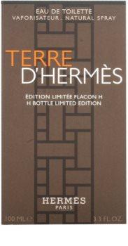 Hermès Terre d'Hermès H Bottle Limited Edition 2013 woda toaletowa dla mężczyzn 100 ml