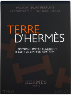 Hermès Terre d'H Bottle Limited Edition 2016 Parfüm für Herren 75 ml