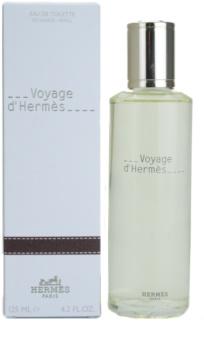 Hermès Voyage d'Hermès woda toaletowa unisex 125 ml uzupełnienie