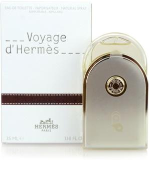 Hermès Voyage d'Hermès toaletna voda polnilna uniseks 35 ml