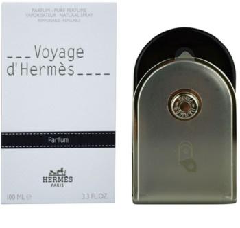 Hermès Voyage d'Hermès parfém plnitelný unisex 100 ml