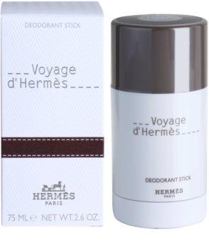 Hermès Voyage d'Hermès deo-stik uniseks 75 ml