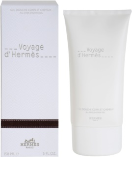 Hermès Voyage d'Hermès sprchový gel unisex 150 ml