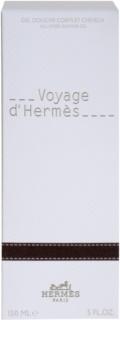 Hermès Voyage d'Hermès żel pod prysznic unisex 150 ml