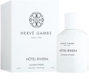 Herve Gambs Hotel Riviera agua de colonia unisex 100 ml