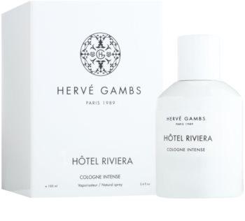 Herve Gambs Hotel Riviera Eau de Cologne unisex 100 ml