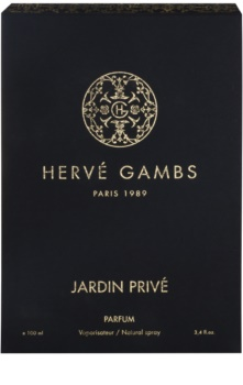 Herve Gambs Jardin Prive parfum mixte 100 ml