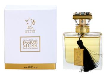 Hind Al Oud Emarati Musk Eau de Parfum unissexo 50 ml