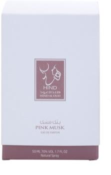 Hind Al Oud Pink Musk Eau de Parfum unisex 50 μλ