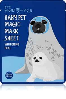 Holika Holika Magic Baby Pet masque tissu illuminateur