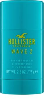Hollister Wave 2 deostick pre mužov 75 g