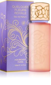 Houbigant Quelques Fleurs Royale Eau de Parfum para mulheres 100 ml