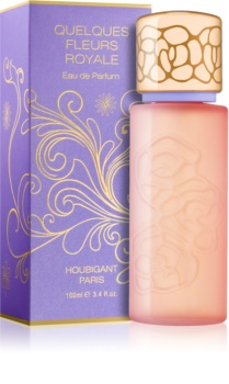 Houbigant Quelques Fleurs Royale Parfumovaná voda pre ženy 100 ml