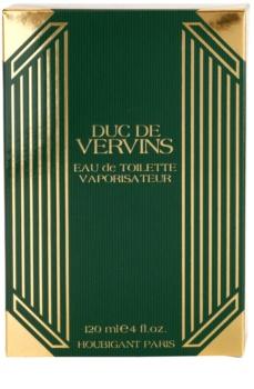 Houbigant Duc De Vervins eau de toilette per uomo 120 ml
