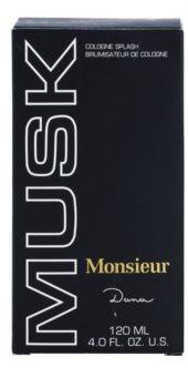 Houbigant Monsieur Musk kolinská voda pre mužov 120 ml