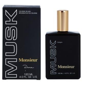 Houbigant Monsieur Musk Eau de Cologne para homens 120 ml
