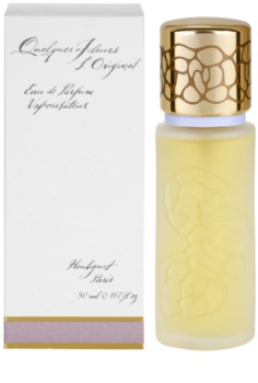 Houbigant Quelques Fleurs l'Original eau de parfum para mujer 50 ml