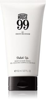 House 99 Polish Up mycí gel na tělo a vlasy