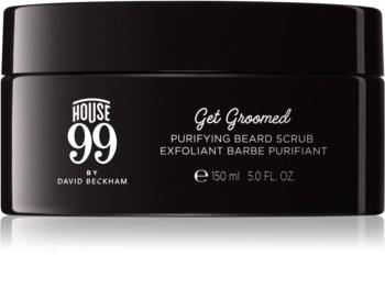House 99 Get Groomed čistilno milo za polno brado 3v1