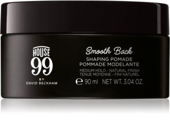 House 99 Smooth Back pomáda na vlasy pre mužov
