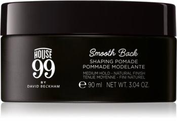 House 99 Smooth Back pomada za lase za moške