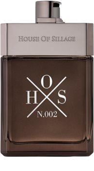 House of Sillage Hos N.002 parfum za moške 75 ml