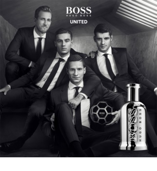 Hugo Boss Boss Bottled United toaletna voda za moške 50 ml limitirana edicija