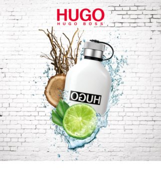 Hugo Boss Hugo Reversed eau de toilette para homens 125 ml