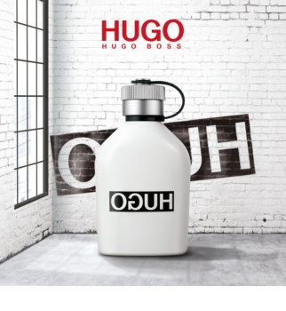 Hugo Boss Hugo Reversed Eau de Toilette for Men 125 ml
