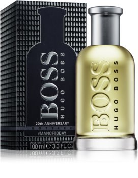 Hugo Boss BOSS Bottled 20th Anniversary Edition toaletna voda za moške 100 ml