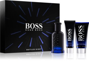 Hugo Boss Boss Bottled Night dárková sada VIII.