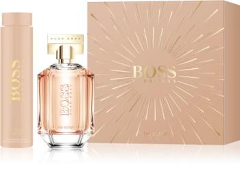Hugo Boss Boss The Scent confezione regalo XIII.