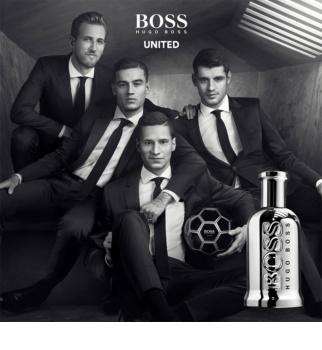 Hugo Boss Boss Bottled United Eau de Toilette für Herren 100 ml limitierte Edition