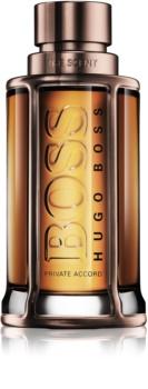 Hugo Boss Boss The Scent Private Accord eau de toilette para homens 100 ml