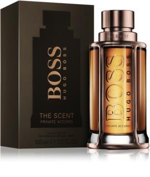 Hugo Boss Boss The Scent Private Accord toaletná voda pre mužov 100 ml