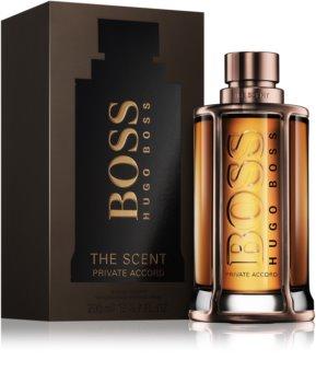 Hugo Boss Boss The Scent Private Accord woda toaletowa dla mężczyzn 200 ml