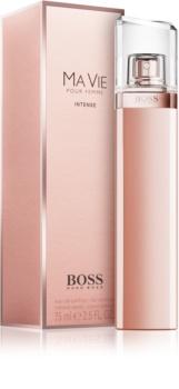 Hugo Boss Boss Ma Vie Intense Eau de Parfum para mulheres 75 ml