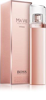 Hugo Boss Boss Ma Vie Intense Eau de Parfum voor Vrouwen  75 ml