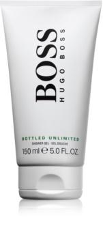 Hugo Boss Boss Bottled Unlimited Douchegel voor Mannen 150 ml