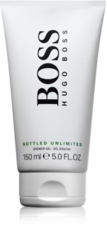 Hugo Boss Boss Bottled Unlimited gel de dus pentru barbati 150 ml