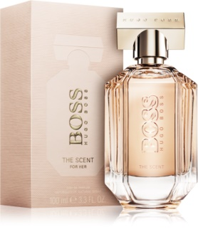 Hugo Boss Boss The Scent eau de parfum pour femme 100 ml