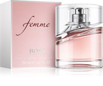 Hugo Boss Femme eau de parfum per donna 50 ml