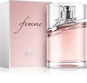 Hugo Boss Femme Eau de Parfum voor Vrouwen  75 ml